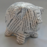 Dictionary Piggy Bank