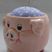 Novelty Pig Pin Cushion