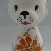 Novelty Vintage Dog Pin Cushion