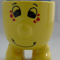 Novelty Yellow Face Pin Cushion