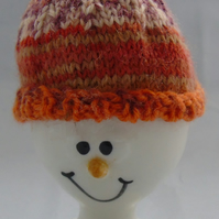 Novelty Orange Hat Face Pin Cushion