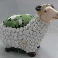 Novelty Sheep Pin Cushion