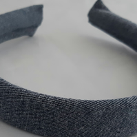 Denim Hairband
