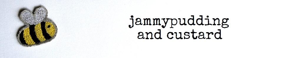 jammypudding and custard