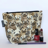 Make up bag - seals