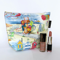 Makeup bag, kites