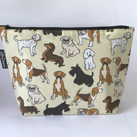 Makeup bags, cosmetic bags, toiletry bag