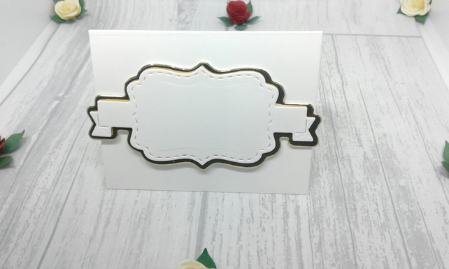 Wedding place cards. Wedding place settings. 100 luxury place cards.