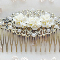 Vintage Style Pretty Hair accessories Wedding Bridal Hair ornaments