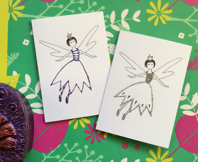 Penny Fairy twin pack.