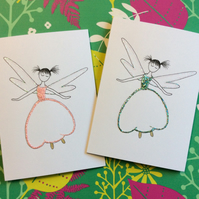 Apple Blossom Fairy Twin Pack.