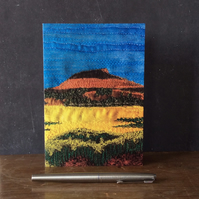 Roseberry Topping Blank card.