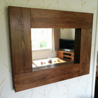 Square Box Style Mirror