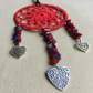 Crochet Love Dream Catcher