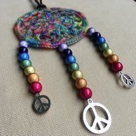 Hippy Dream Catcher