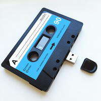 16GB USB Mixtape-Retro Wedding- Quirky Gift - Music Lover -Thoughtful