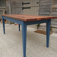Dinning Table, Reclaimed Pine, Rustic farm house dinning table made to order