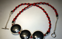 Kumihimo Necklaces