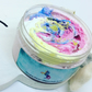 Unicorn Bath butter, Sugar Scrub , Natural body scrub 250ml