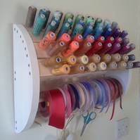 Sewing Thread and Ribbon Organiser