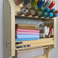 Sewing Organiser and Storage Rack