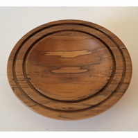 Wooden bowl - ideal present or tidy