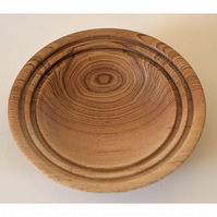 Hand turned wooden bowl - ideal gift or tidy