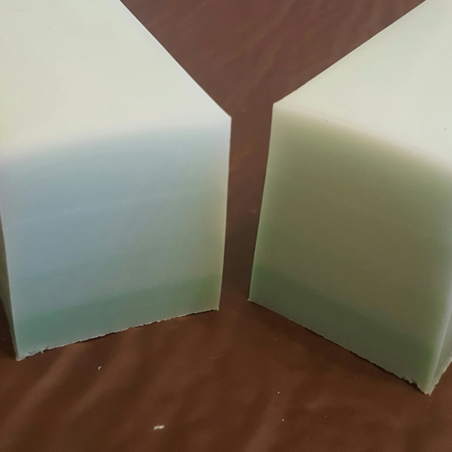 Menthol Layer Soap - 100g Bar