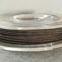 10 metre reel, 0.38 tigertail wire