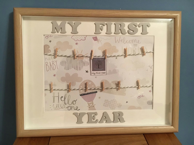 First year frame