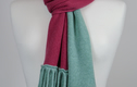 Two Colour Scarves