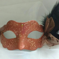 Ladies party mask - carnival mask - masquerade masks