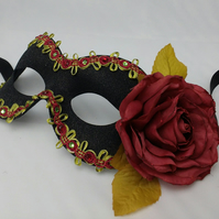 Ladies masquerade mask - masquerade masks - Venetian mask