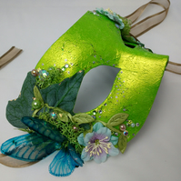 Fairy masquerade mask, faerie, Venetian masks, Fairies live here!