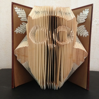 BABY OWL - Book Folding Pattern - PDF Document