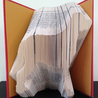 MOUNTAIN DOG - Book Folding Pattern - PDF Document