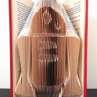 R2D2 STAR WARS - Book Folding Pattern - PDF Document