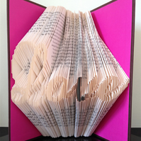 SWIRLY LOVE - Book Folding Pattern - PDF Document