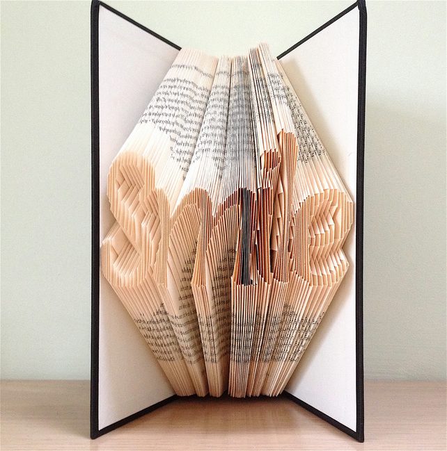 SMILE - Book Folding Pattern - PDF Document