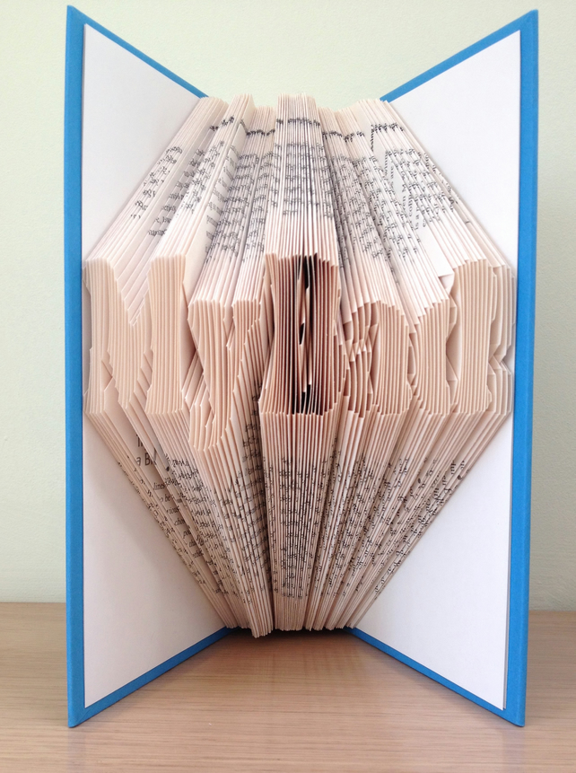 MY BAD - Book Folding Pattern - PDF Document