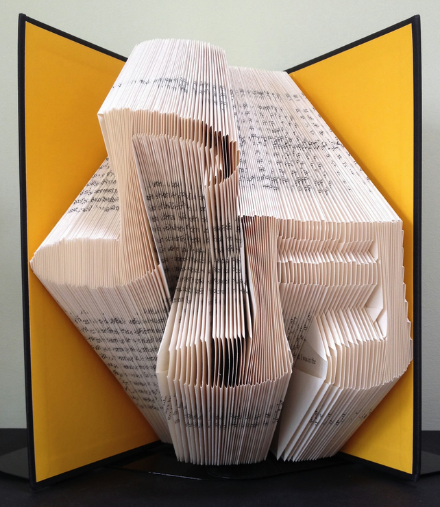 MUSICAL NOTES - Book Folding Pattern - PDF Document