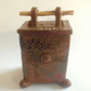 Japanese Style Tea Caddy By Terrence J Bunce MA