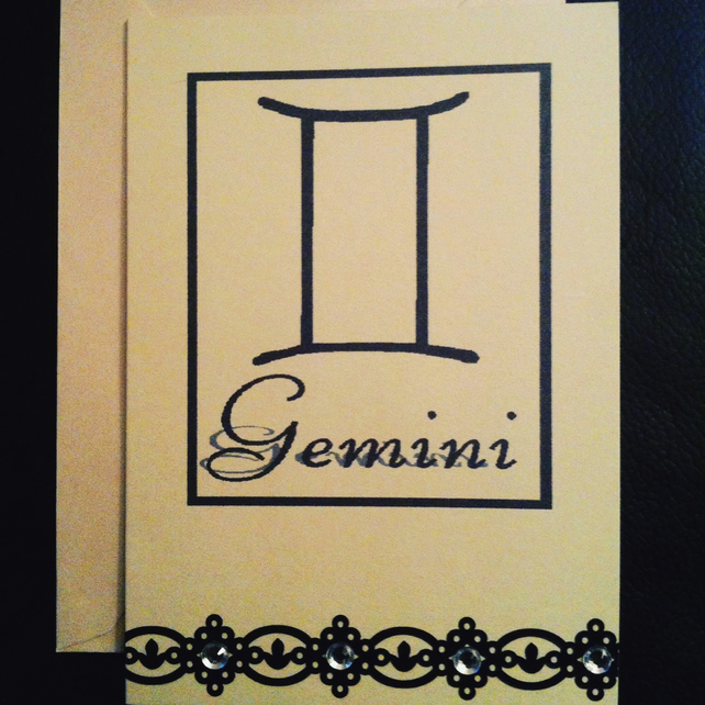 Gemini Greetings cards