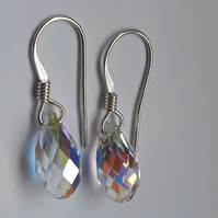 Swarovski Briolette Earrings