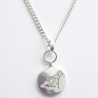 Capricorn Constellation Charm Necklace