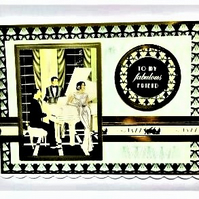 Luxurious Jazz Card