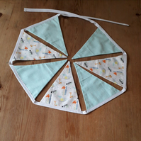 Children's Fabric Bunting – Animal
