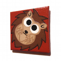 Cute Hedgehog Fridge Magnet