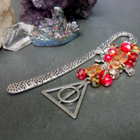 Hogwarts Book Mark