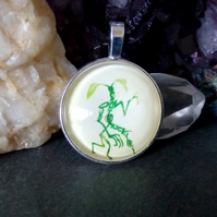 Bowtruckle Necklace